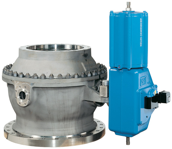 Metso capping valve