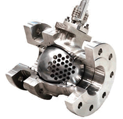 Second generation noise reduction (Q2-trim) for rotary valves.