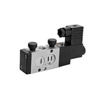 5/2 and 3/2 way convertible Namur solenoid valves